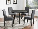 Wallace Dining Chair Dark Grey Product Image