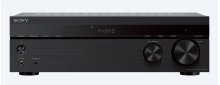 Stereo receiver with Phono input and Bluetooth® connectivity