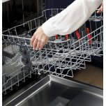 Ge(r) Fingerprint Resistant Top Control With Stainless Steel Interior Dishwasher With Sanitize Cycle & Dry Boost