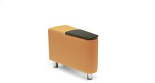 Stressless Space Large Lowback Sector Arm