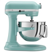 Professional 600 Series 6 Quart Bowl-Lift Stand Mixer - Aqua Sky