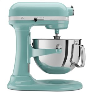 KitchenaidPro 600™ Series 6 Quart Bowl-Lift Stand Mixer - Aqua Sky