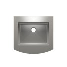 """Classic+ 000161 - farmhouse stainless steel Kitchen sink , 24"""" × 18"""" × 8"""" Product Image"""
