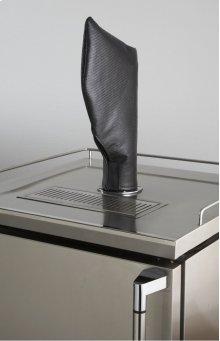 Beverage Dispenser Tower / Tap Head Carbon Fiber Vinyl Cover