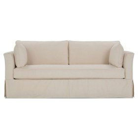Darby Bench Seat Slipcover Sofa