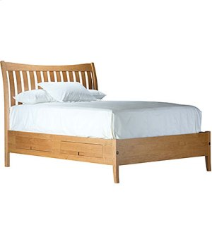 Dylan Storage Bed - California King