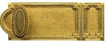 Rim Lock Louis XVI Style