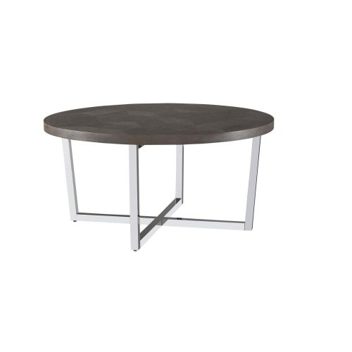 Dorchester Round Cocktail Table
