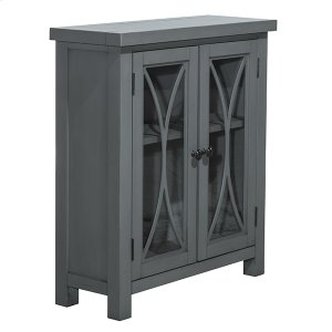 Hillsdale FurnitureBayside 2 Door Cabinet - Robin's Egg Blue