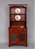 "#213 Punch Tin Cupboard 32.5""wx22.5""dx70""h Product Image"