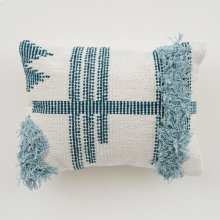 Ellis Pillow - Aqua