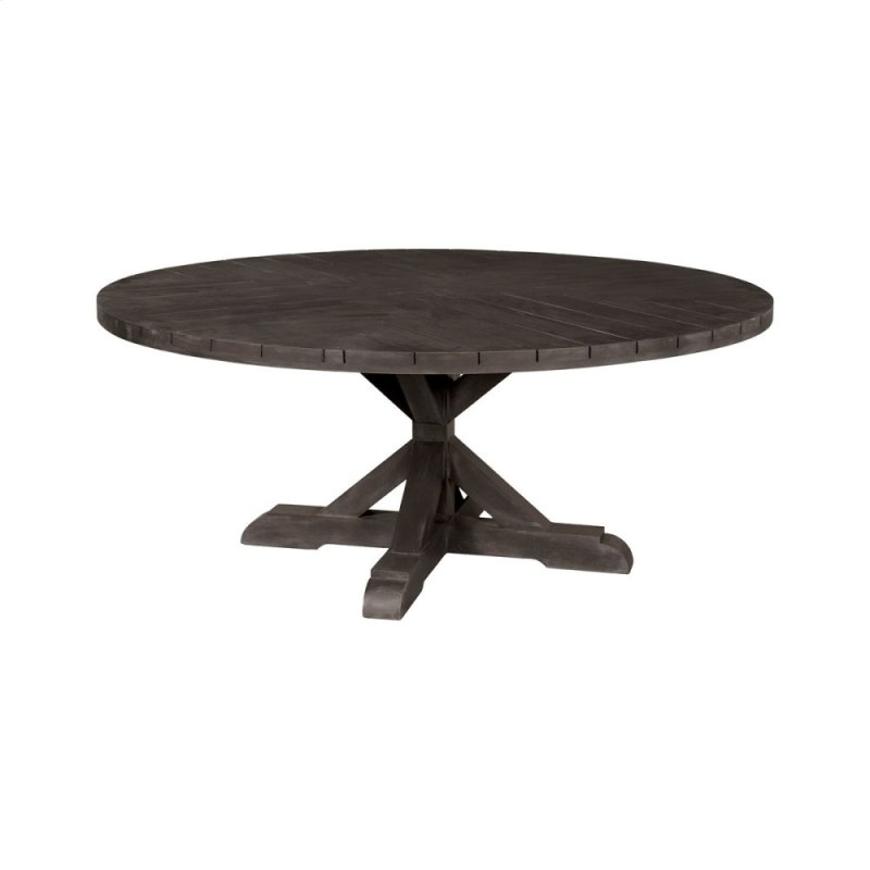 6117503as In By Guild Master In 72 Inch Round Dining Table