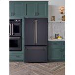 Cafe Energy Star &Reg; 23.1 Cu. Ft. Counter-Depth French-Door Refrigerator