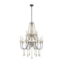 Sommi res Chandelier - Large