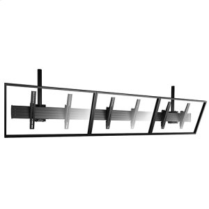 Chief ManufacturingFUSION Large Ceiling Mounted 3 x 1 Menu Board