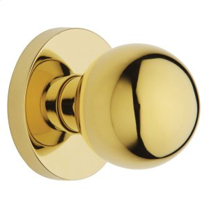 Lifetime Polished Brass 5041 Estate Knob Product Image
