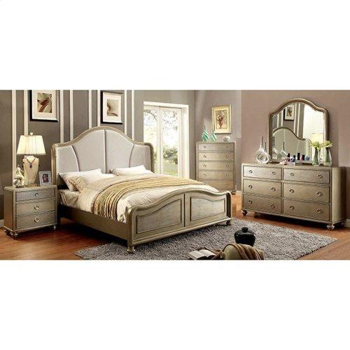 California King-Size Nisha Bed