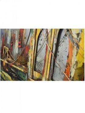 Metal Art Brooklyn Bridge