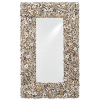 Ostra Wall Mirror - 61h x 38w x 2.25d