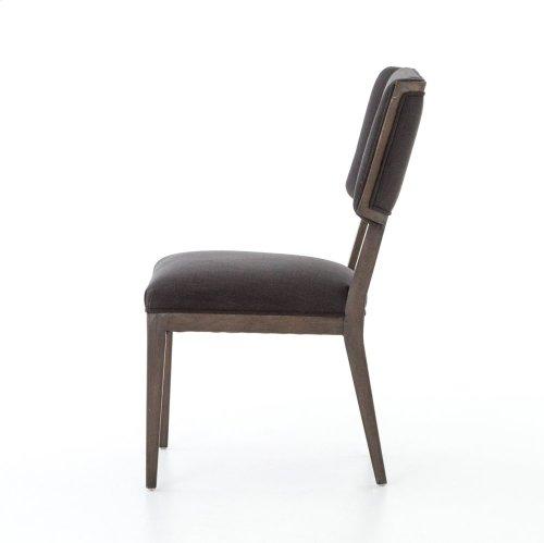 Misty Black Cover Jax Dining Chair