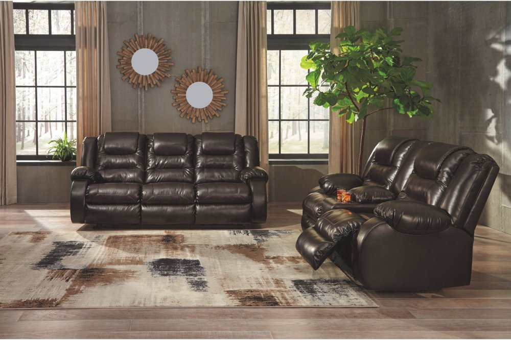 7930788 Ashley Furniture Reclining Sofa Sherman S