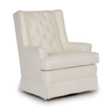 NIKOLE Swivel Glide Chair