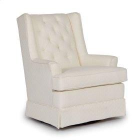 NIKOLE Swivel Glide Chair