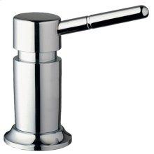 Starlight® Chrome Deluxe XL Soap Dispenser