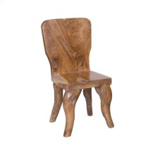 Rustic Teak Dining Chair