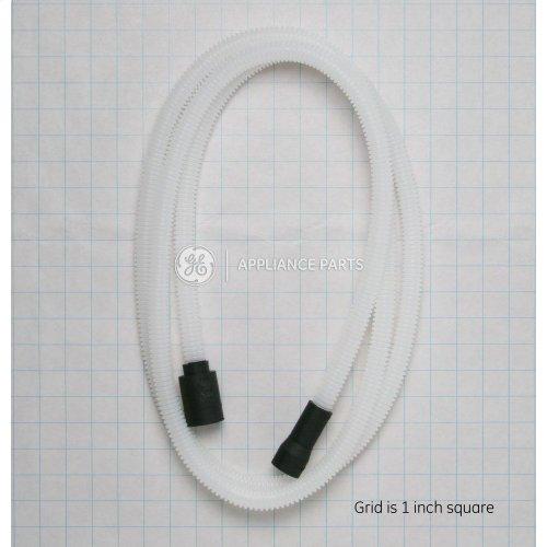 10 foot large port dishwasher connector drain hose