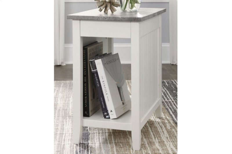 f1e93b1a5e7059 T217371 in by Ashley Furniture in Merrill, WI - Chair Side End Table