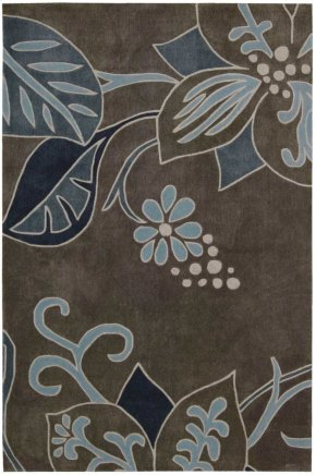 Contour Con13 Grey Rectangle Rug 7'3'' X 9'3''