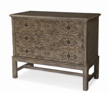 Madera Filigree Drawer Chest