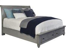 Kearsley Sleigh Bed