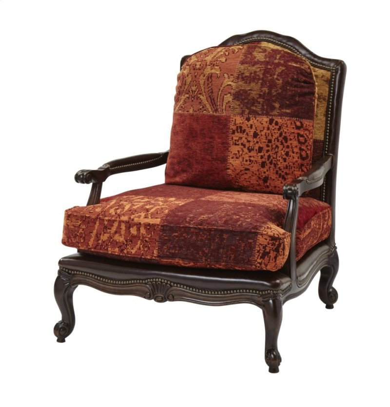 596l596 In By Massoud Furniture In Garland Tx Decorative Wood Chair
