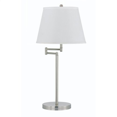 150W 3Way Andros Metal Table Lamp
