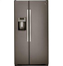 SCRATCH & DENT- GE® 23.2 Cu. Ft. Side-By-Side Refrigerator