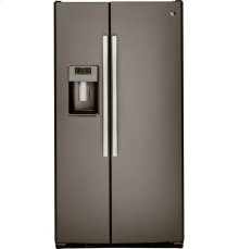 GE® 25.3 Cu. Ft. Side-By-Side Refrigerator-Cash and Carry Pricing at $799 plus tax!!
