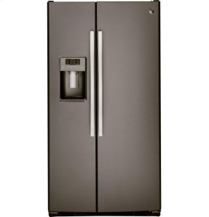 GE® 25.3 Cu. Ft. Side-By-Side Refrigerator Product Image