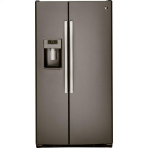 ®23.2 Cu. Ft. Side-By-Side Refrigerator - SLATE