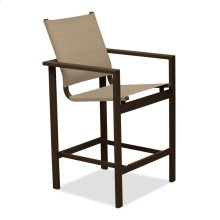 Tribeca Sling Balcony Height Cafe Chair