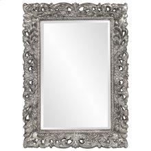 Barcelona Mirror - Glossy Nickel