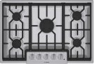 """30"""" Gas Cooktop 800 Series - Stainless Steel NGM8054UC Product Image"""