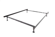 Insta-Lock I-105XLW Twin/Full/Queen Bed Frame with Glides