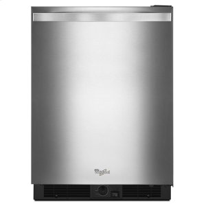 WHIRLPOOL24-inch Wide Undercounter Refrigerator with Glass Shelves - 5.6 cu. ft.