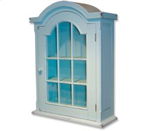 Arched Glass Cabinet