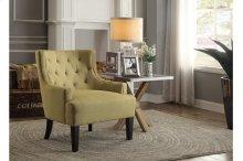 Accent Chair, Mustard