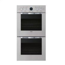 "Metallic Silver 27"" Double Electric Premiere Oven - DEDO (27"" Double Electric Premiere Oven)"