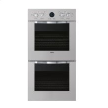 "Metallic Silver 27"" Double Electric Premiere Oven - DEDO (27"" Double Electric Premiere Oven)"