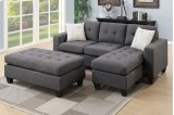 Sectional W/ Ottoman Product Image